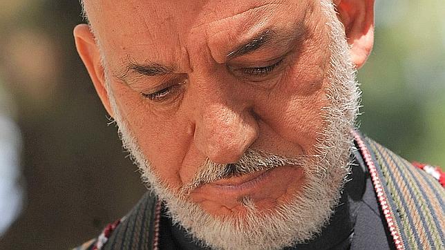 EE UU espera el apoyo de Karzai para negociar con los talibán