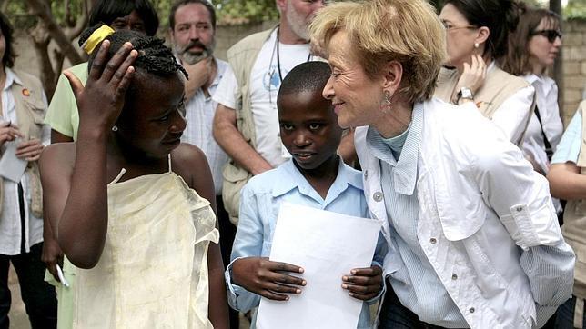 El Gobierno ofreció 346 millones a Haití con España en plena crisis