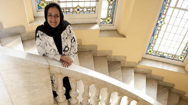 Rangina Hamidi: «El burka es nuestro guardaespaldas»