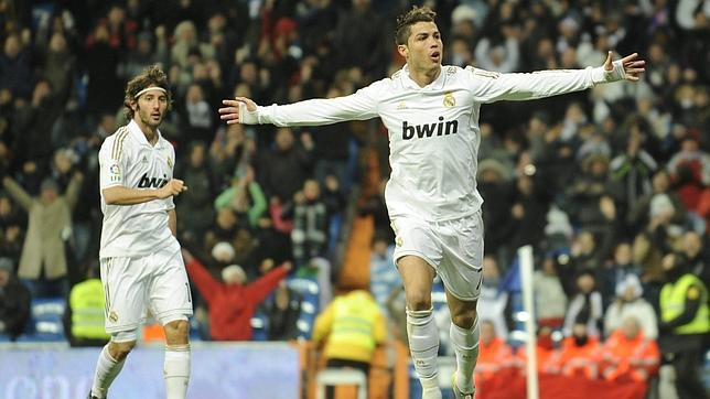 Cristiano, a diez goles de Míchel