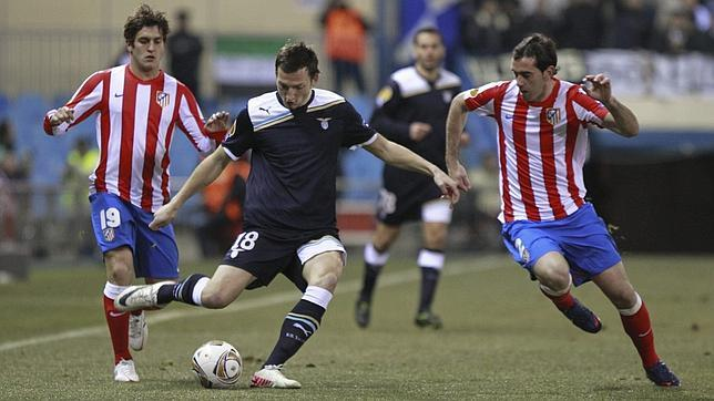 En directo: Atlético-Lazio
