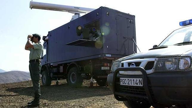 La Guardia Civil pone a los cazatesoros en el punto de mira del SIVE en toda España