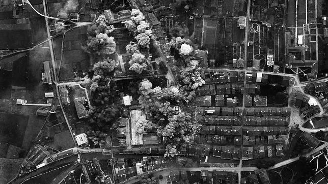 Durango, 75 años del primer bombardeo civil de la historia