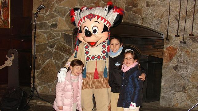 Los niños podrán viajar gratis para visitar  Disneyland París