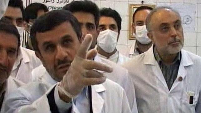 Irán admite que puede fabricar armas nucleares