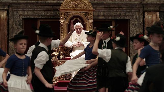 Benedicto XVI: «Estoy ante la etapa final de mi vida, y no sé lo que me espera»