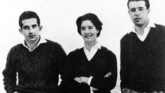 Fallece en Roma Emmanuella de Dampierre, abuela de Luis Alfonso de Borbón