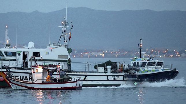 «Mañana a las 5 de la mañana volveré a pescar junto a Gibraltar»