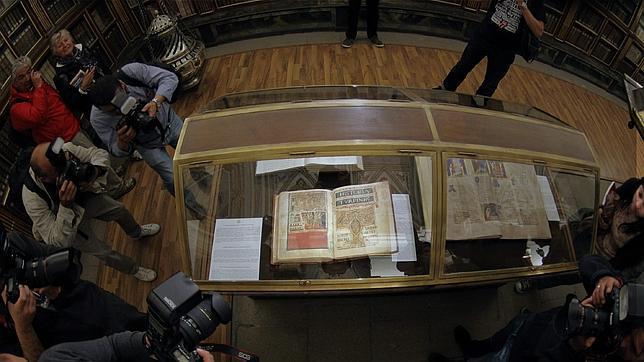 El Códice Calixtino, un manuscrito de valor «incalculable»