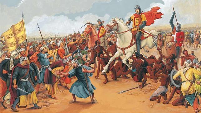 Las Navas de Tolosa, en pie de guerra