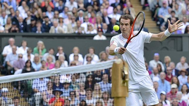 Andy Murray, un británico en la final de Wimbledon 74 años después