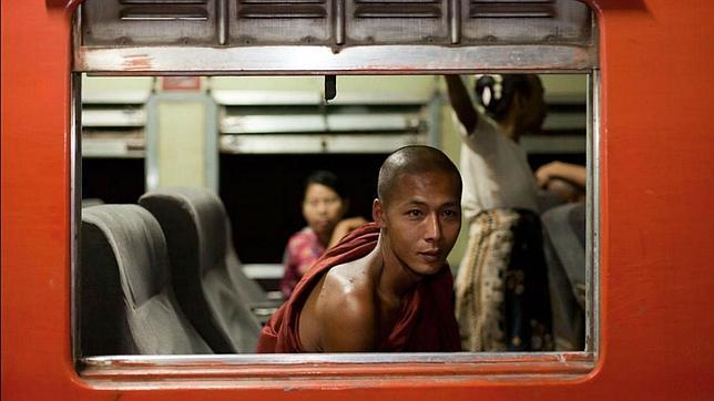 Vida cotidiana de los monjes budistas