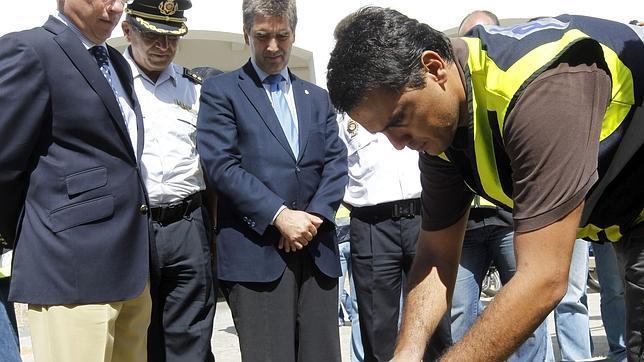 Cosidó: «Es absolutamente excepcional que haya implicado un guardia civil»