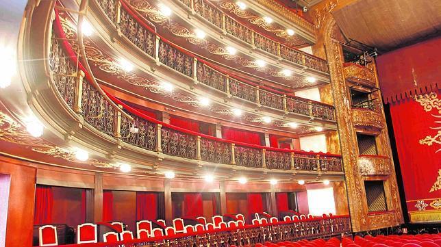 El corazón teatral de Madrid
