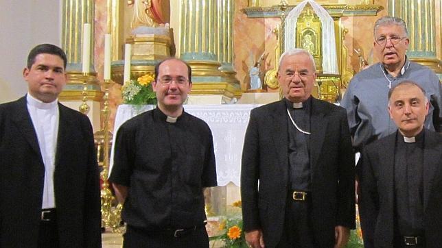 El Nuncio del Papa en España visita El Toboso
