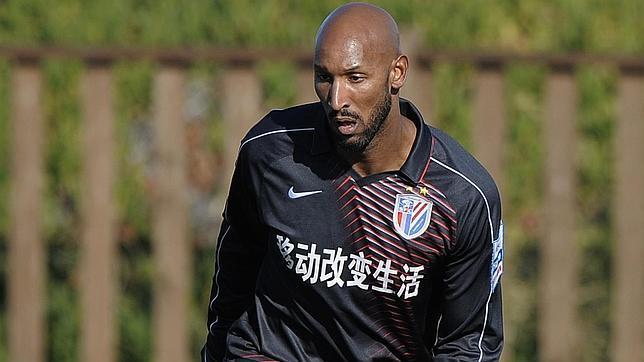 Didier Drogba y Nicolas Anelka podrían irse de China