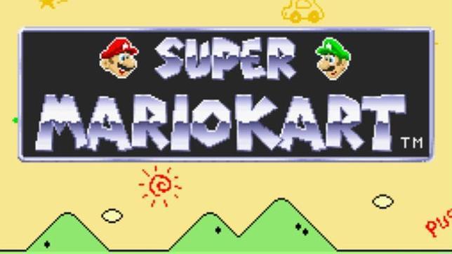 Super Mario Kart cumple los 20