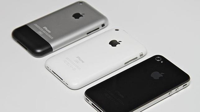 El camino al iPhone 5, seis años que revolucionaron el mundo