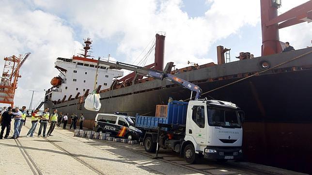 África, puerta a Europa de la cocaína sudamericana
