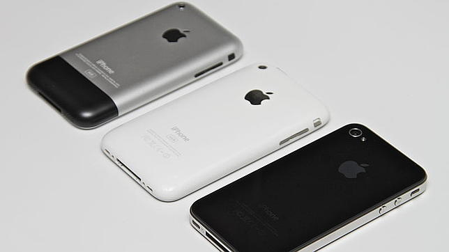 e34ac251083 En China copian el iPhone 5 antes de salir a la venta