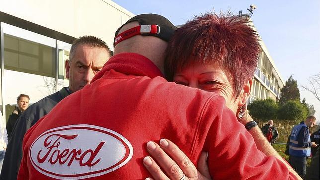 Ford cerrará su fábrica belga de Genk en 2014 y llevará la producción a Valencia