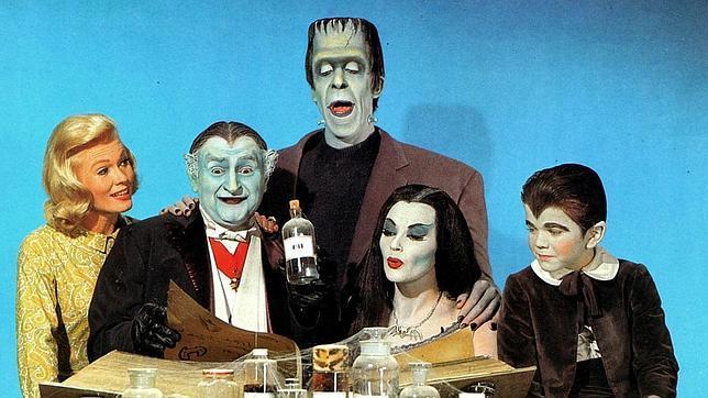 La familia Monster, los Addams y el terror bufo antes de «Hotel Transilvania»