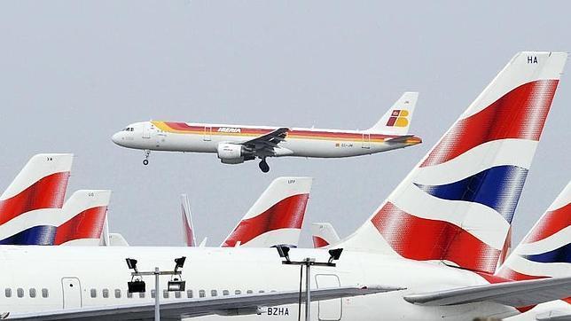 El futuro de Iberia pasa por romper su fusión con British Airways