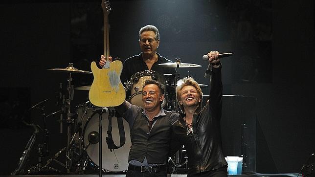 Bruce, McCartney, los Stones... un aluvión de rock para las víctimas del «Sandy»
