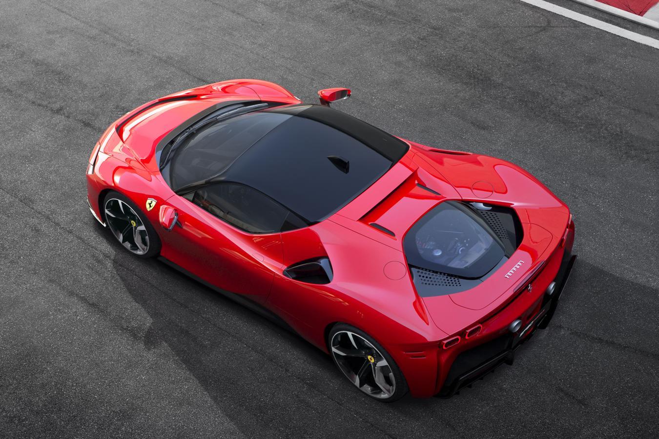 Ferrari s9 Stradale