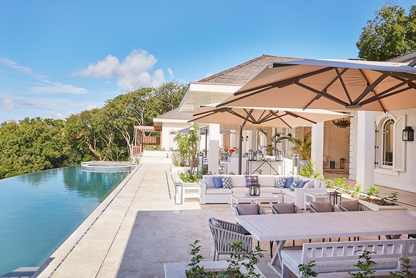 Jardín de Villa Antilles