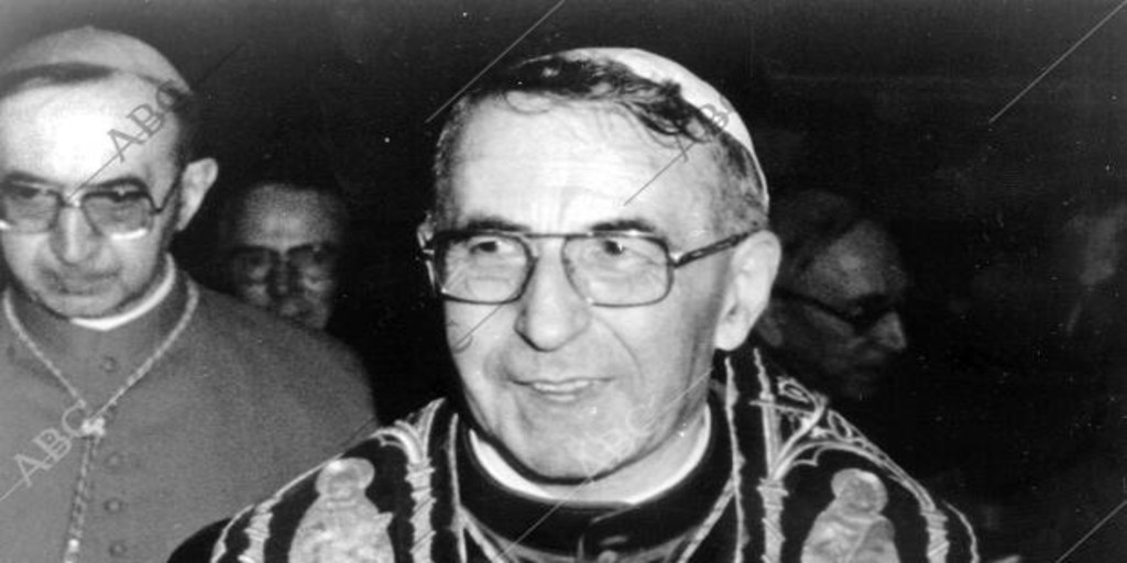 Las dudas que despertó la súbita muerte del Papa Juan Pablo I - Archivo ABC