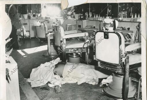 Asesinato del mafioso Albert Anastasia