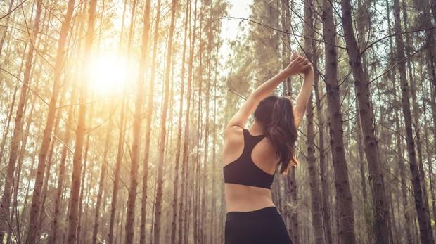 Bajar de peso sin hacer dietas ni ejercicios de estiramiento