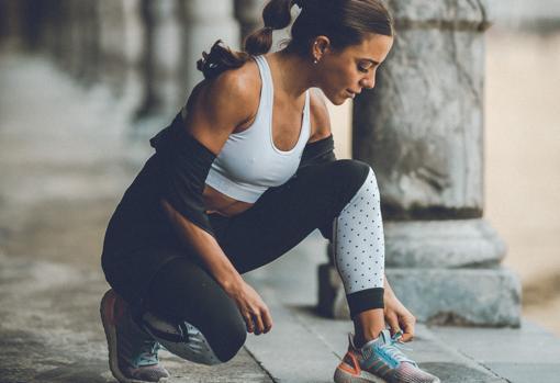 La influencer fitness Paula Ordovás