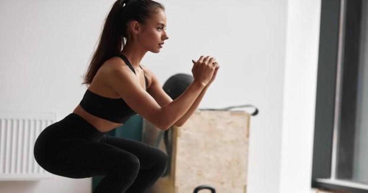 ejercicios de gimnasia para mujeres en casa