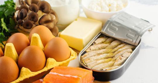 Es muy importante tomar alimentos ricos en proteína