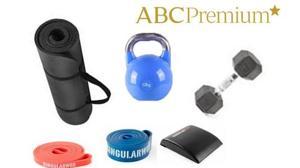 Gana un equipo de fitness para entrenar en casa