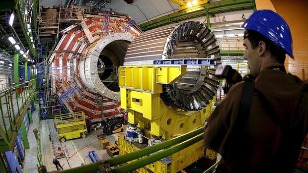 Instalaciones del LHC, el acelerador de parículas más poderoso del mundo, capaz de explorar la composición de la materia