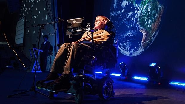 Stephen Hawking, en al anterior edición del festival Starmus