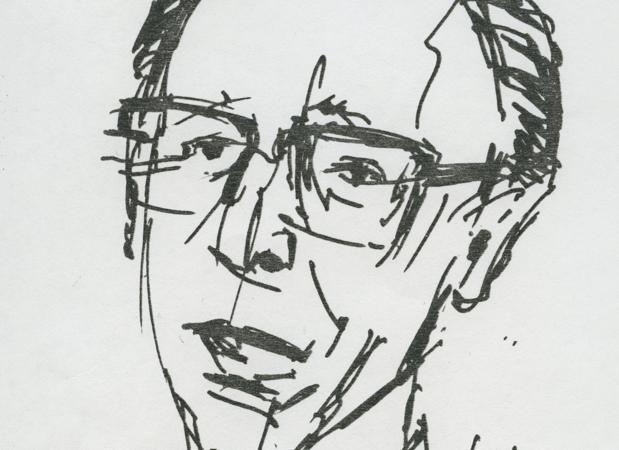 Retrato de Alberto Sols