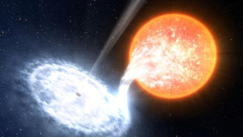 Descubren una nueva clase de agujero negro