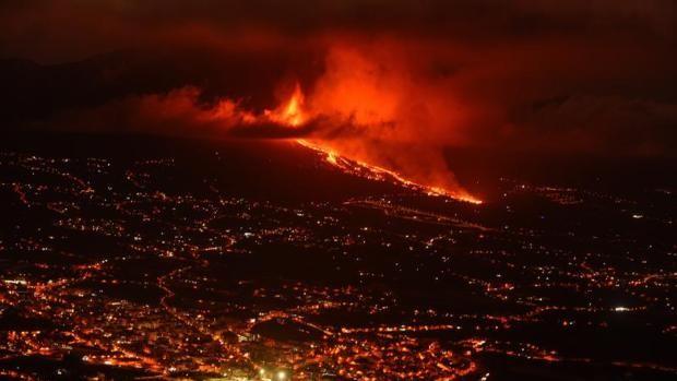 Las 'geoclaves' del volcán de La Palma: ¿qué le está pasando?