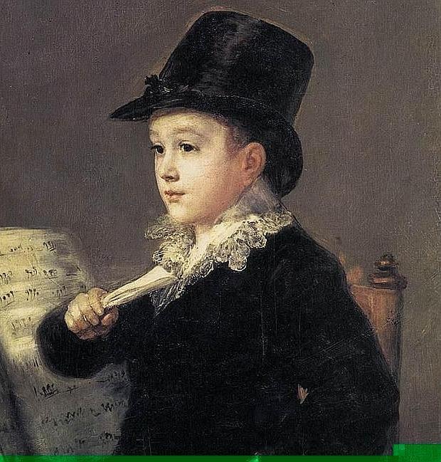 «Marianito», de Goya