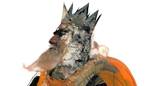 Una de las ilustraciones de Raúl Arias para esta edición