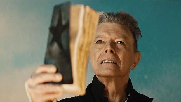 David Bowie en su último videoclip