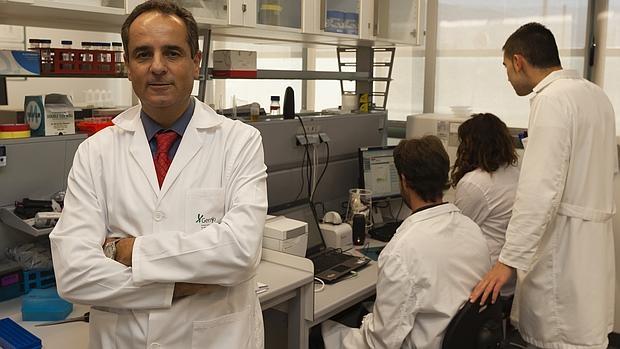 José Antonio Lorente, director de Genyo y catedrático de la Universidad de Granada