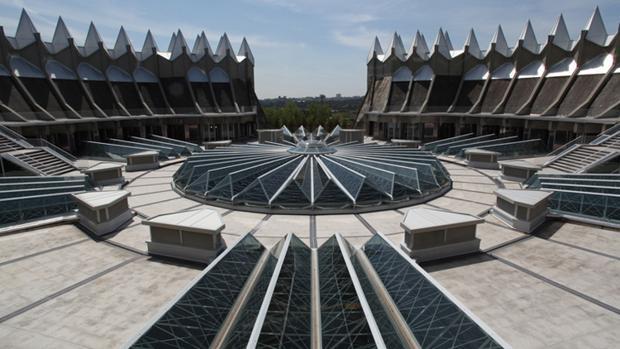 Detalle del Instituto de Patrimonio Cultural, novedad en Open House Madrid
