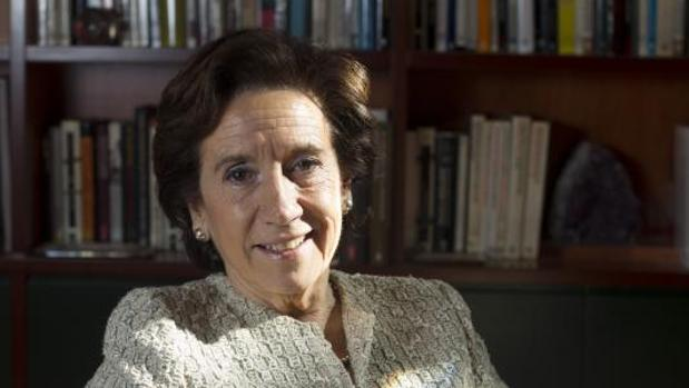 Victoria Prego, en una entrevista reciente