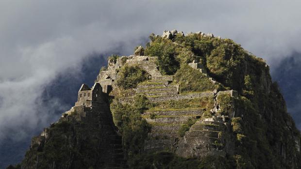 Los dibujos encontrados en el Machu Picchu podrían ser anteriores a la época incaica