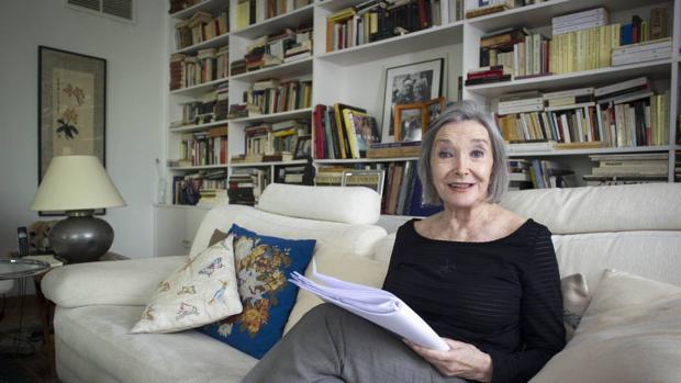 La actriz Nuria Espert, flamante premio Princesa de Asturias de las Artes 2016